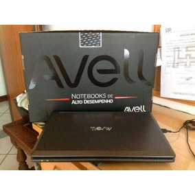 Notebook Avell I7 Geforce Nvidia 16gb