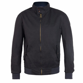 Campera Hombre Gabardina Harrington Inside