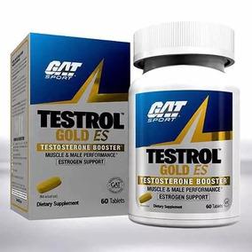 Estimulador Testosterona Virilidad Y Fuerza Testrol Gold