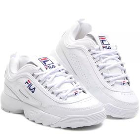 d38b9a66882b7 Tenis Totalmente Branco Feminino Masculino Rainha - Tênis para ...