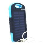 Power Bank Tecmaster Eco-cuero 12000 Ma