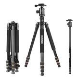 Tripode Profesional 65 Zomei Aluminio Camara Canon Nikon