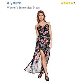 Maxi Vestido Marca Guess! Nuevo