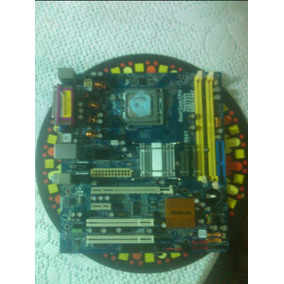 Tarjeta Madre Ddr2 775 Biostar G31-m7 Te Repuesto O Reparar