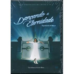 Dvd Profetas Da Dança Vol 10 Dançando A Eternidade