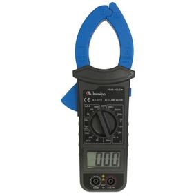 Alicate Voltímetro Amperímetro Digital Cat. Iii 600v Et-3111