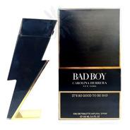 Perfume Locion Bad Boy Carolina Herrera - mL a $800