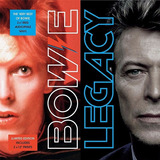 David Bowie-legacy-2lps-180 Gms-uk-stock Ya