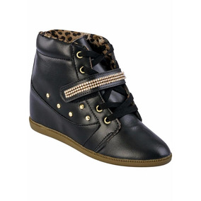 Calçado Tenis Treino Salto Bota Botinha Sneakers Barato