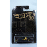 * Twin Mill* Black & Gold Hot Wheels 2018 50 Aniversario