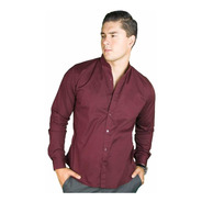 Camisa Manga Larga Stretch