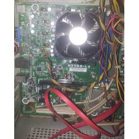 Tarjeta Madre Hp M2n68-la Socket Am2+ Con Disco Duro De 250
