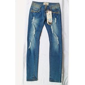 Pantalon Bonage Original Corte Bajo Talla 7