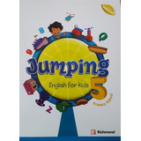 Libro Ingles Jumping 5 Richmond Nuevo