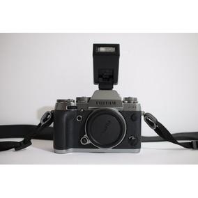 Camara Profesional Mirroless Fujifilm X-t1 16mp Cuerpo Flash