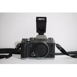 Camara Profesional Mirroless Fujifilm X-t1 Solo Cuerpo