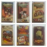 Combo Gravity Falls / Cómic 1 2 3 + Diario 3 + Guía + Dipper
