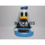 Muñecos Juguetes Solares De El Pato Donald Disney