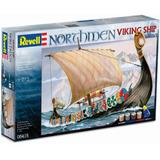 Barco Revell Alemana Vikingo Northmen 1/50 Armar Con Todo !