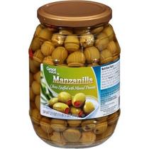 Muy Buen Precio Picada Pimiento Relleno Aceitunas Manzanilla