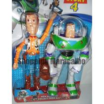 Toy Story De 27 Cm Woody Y Buzz Lightyear * Tienda Física *