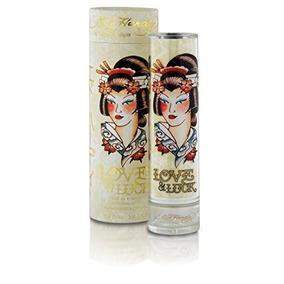 Ed Hardy Amor Y Suerte Eau De Parfum Spray, 1 Onza
