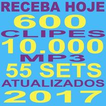 10mil Músicas + 600 Clipes 2017 100gb + Flashback 70 80 90