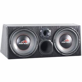 Caixa Amplificada Hinor Box Trio 1500 150w Rms Modelo 30947