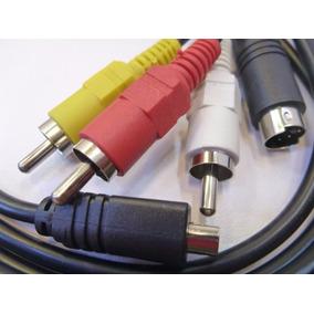Cable Audio Video Sony Sony Handycam Dvd92/e/v Dcr- Sr40e