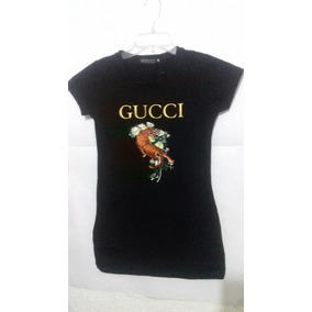 Gucci Blusa Negra Bonita Subasta Mujer Otros - Blusas Manga Corta de ... c9a3b7d5cb9