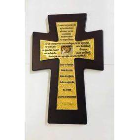 Crucifijo De Aniversario De Bodas Nuevo Envío Gratis