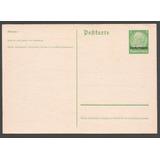 2° Guerra Alemania 1941 Postkarte Ocupacion Lothringen - 454