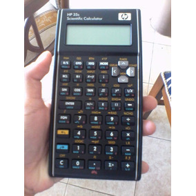 Calculadora Programable Modelo Hp 35s