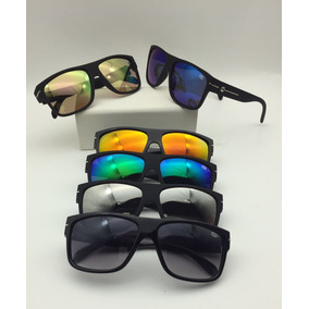 Kit 5 Óculos De Sol Masculino Hbo Fashion