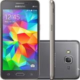 Samsung G530h Galaxy Gran Prime Dual Cinza Original Vitrine