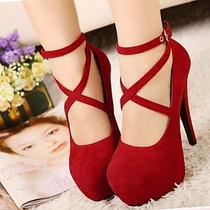 Zapatillas Para Dama Aria Shoes En Varios Colores Y Tallas