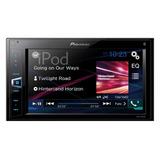Radio Auto Pioneer Mvh-av285bt Pantalla 6,2 Bluetooth Usb