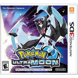 Pokemon Ultra Moon Nintendo 3ds Xuruguay