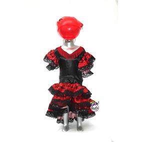 Disfraz De Española Maja Vestido España Naciones