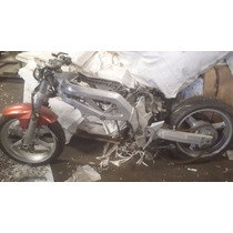 Motocicleta Susuki Sv1000 Partes, Deportiva 2003 Color Cobre