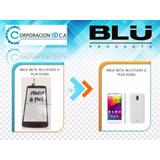Mica Tactil Blu Studio G Plus S510q Con Garantía