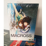 Robotech Macross Complete Collection -8 Dvds Harmony Gold
