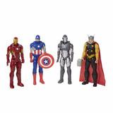 Marvel Avengers Titan Hero Series Hasbro B6660 Giro Didactic