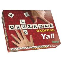 Juego De Mesa Cruzadas Express Arma Palabra Nupro Childrens