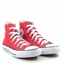 Tênis All Star Converse Vermelho Frete Grátis