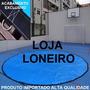Lona Redonda 10,5 Metros Capa Piscina Lago Tanque Psicultura