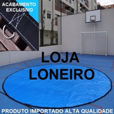 Lona Redonda 8,5 Metros Capa Piscina Lago Tanque Psicultura