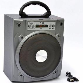 Caixa De Som Móvel 30rms Bluetooth - Compre Já!!!