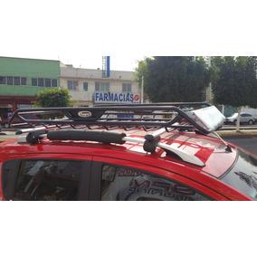 Canastilla Portaequipaje Universal Para Camioneta O Mini Van
