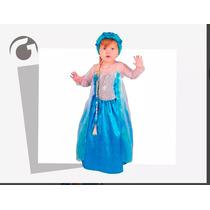 Disfraz De Frozen 6 A 12 Meses ( Solo Vestido)
